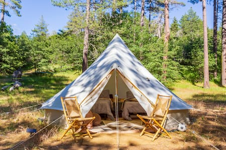 Glamping | Cleveland National Forest Campground
