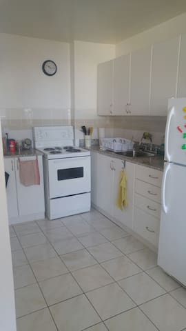 plates, kettle, toaste, cutlery etc all available