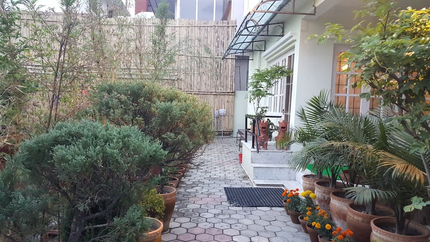 Villa City Garden - Single/Double Room