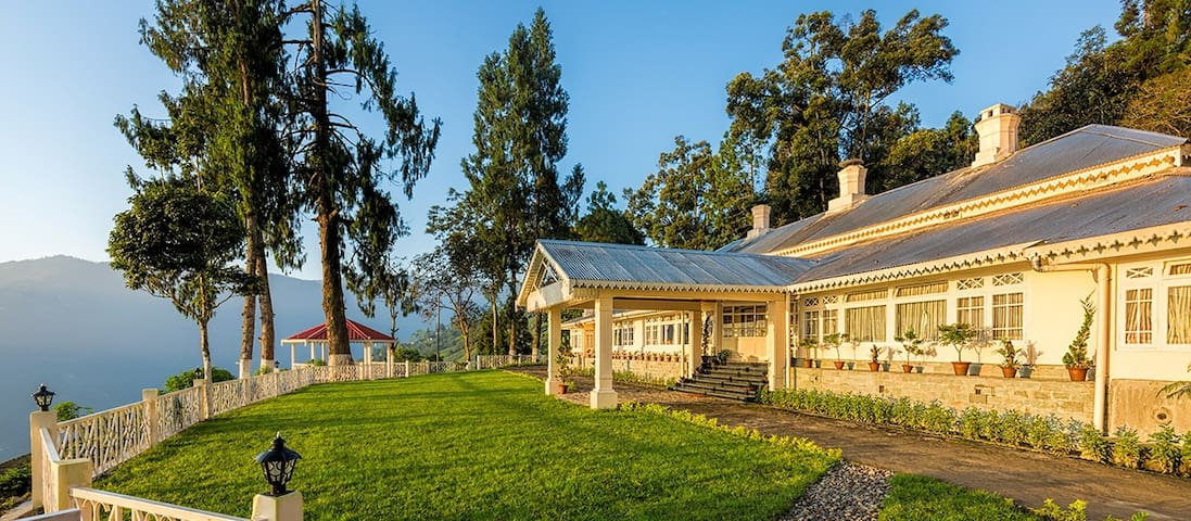 Spring Suite for Family of 4 | Ging Tea House | - Darjeeling