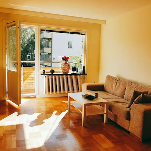 Miss Park's Cozy Apartment.. :) - สตอกโฮล์ม - อพาร์ทเมนท์