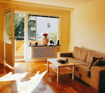 Miss Park's Cozy Apartment.. :) - Stockholm