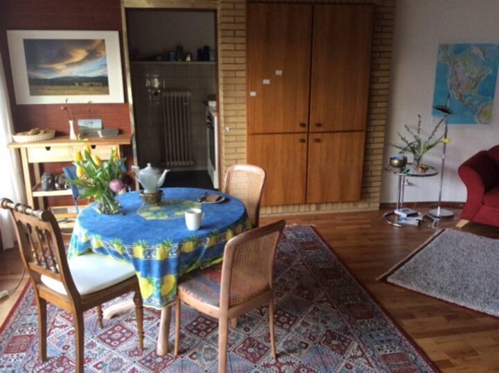 Außergewöhnliches Ferienhaus in Wiesbaden