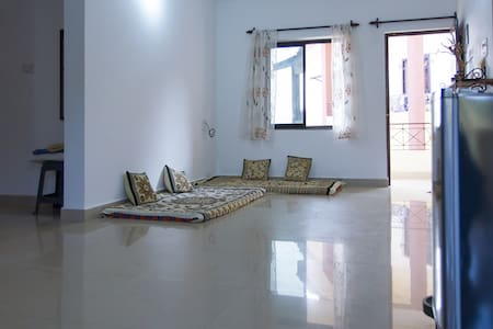 Holiday at our Spacious Apartment with a View, Goa - Mapusa