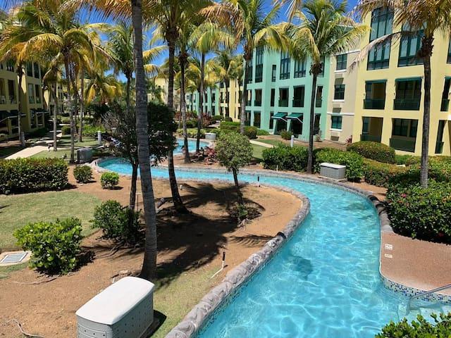 Entire Apartment At Aquatika Resort Sleeps 8