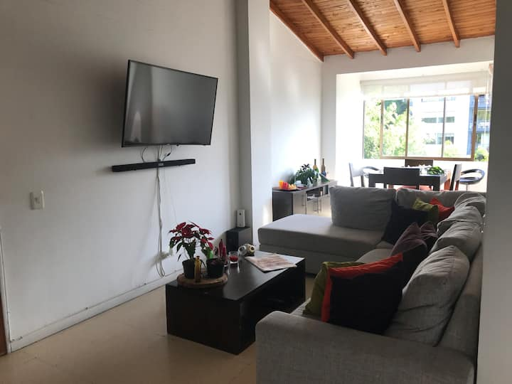 Beautiful apartment with awesome view in Medellin