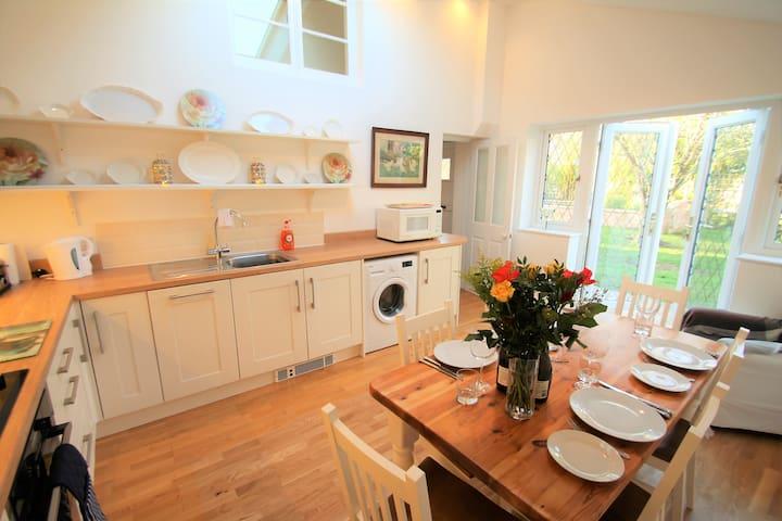 Plum Tree Cottage Porlock - Porlock - House