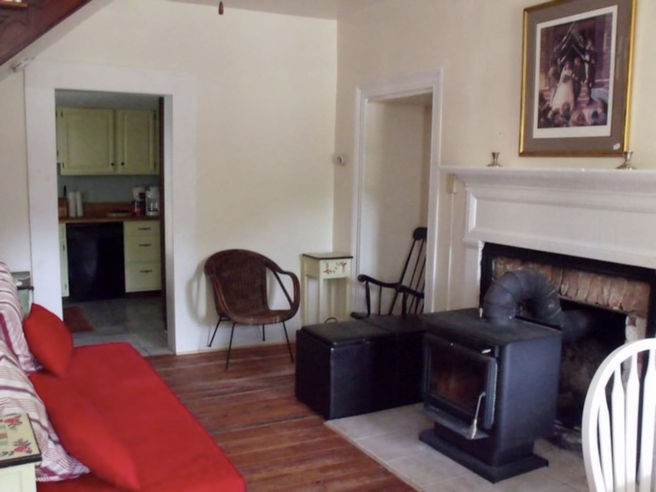 vacation rental armory quarters a in harpers ferry west virginia
