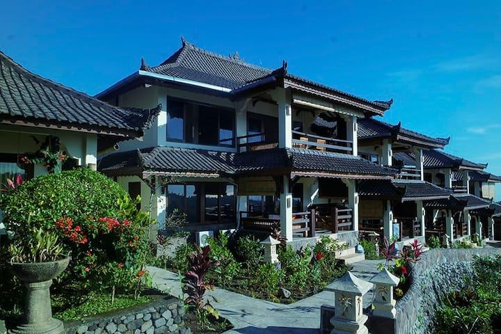 Rinjani Lodge Senaru - Family room