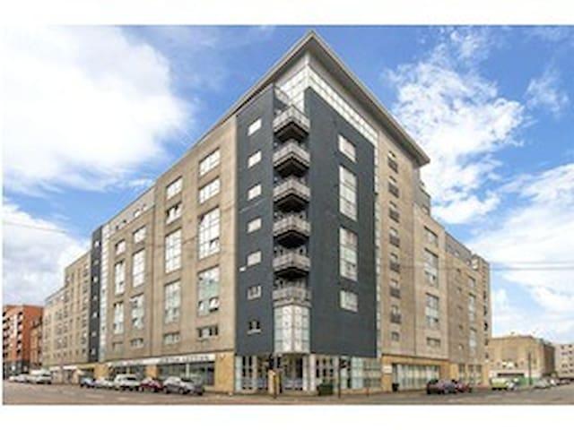 New build stylish apartment