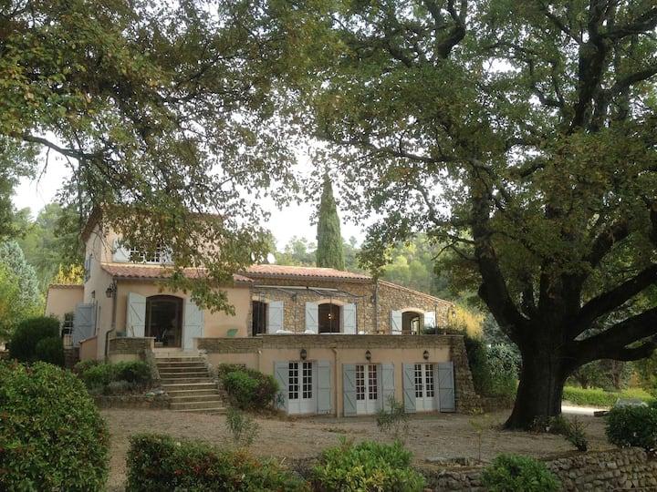 Bastide de Fave - Chambre d'hôte Syrah