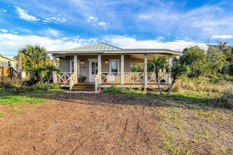 SeaOats Cottage! Romantic perfection!