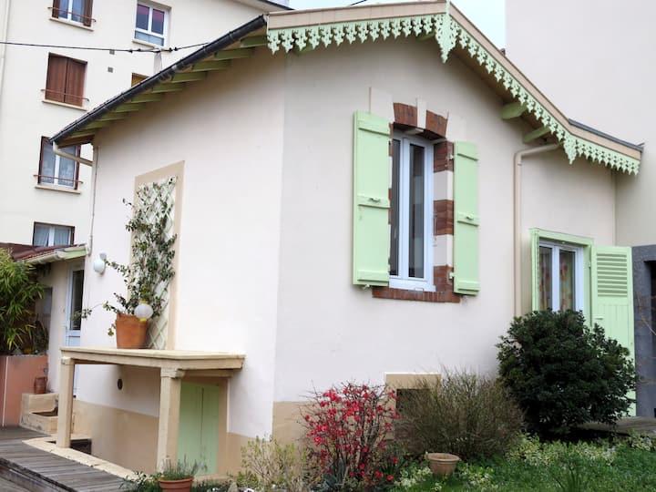Une charmante petite maison