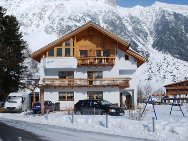 120 m² Ferienwohnung für 6 Personen