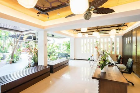 Deluxe Double Room 1 Min to Aonang Beach - Ao Nang - Bed & Breakfast