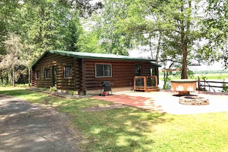 The Gordon Flowage Cabin