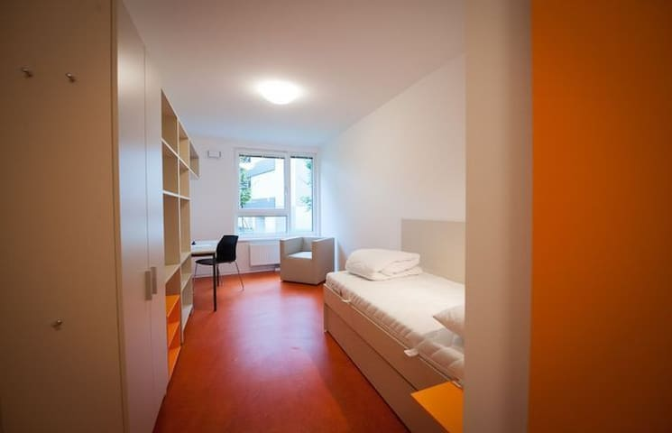 Comfy room for travelers - Wiedeń