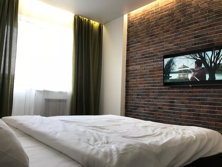 244_Квартира в стиле лофт. Центр( НИИТО )этаж 22