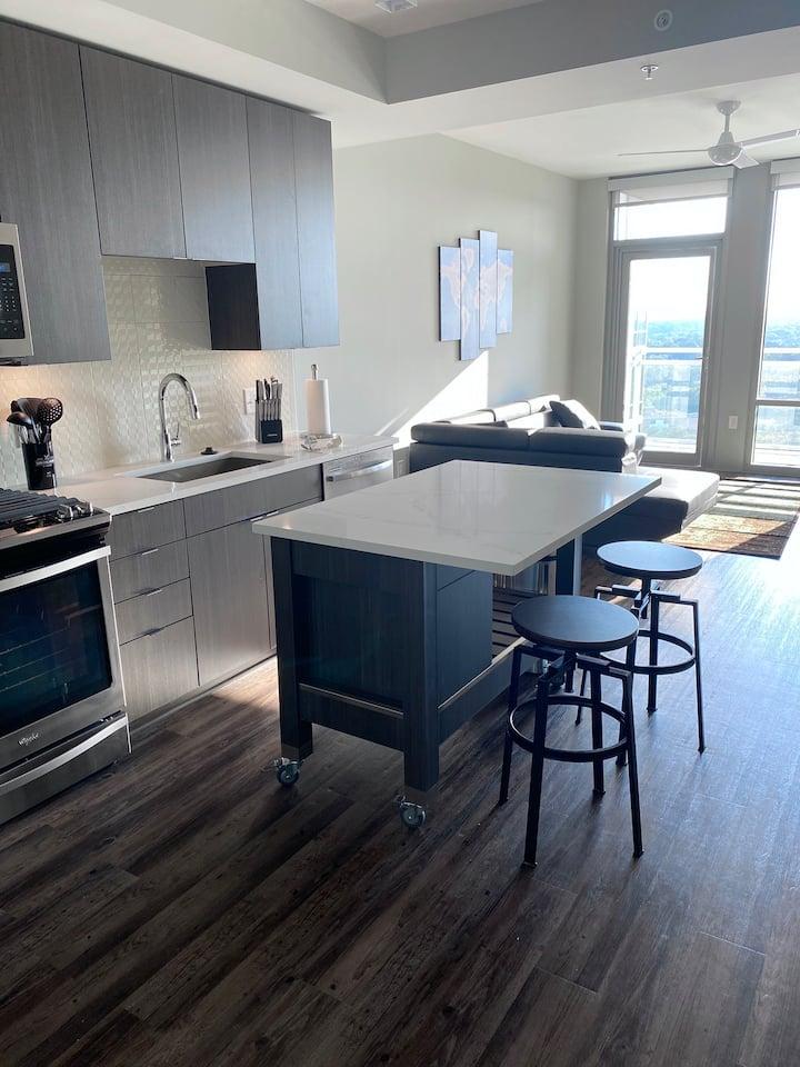 Modern Buckhead Luxury Retreat
