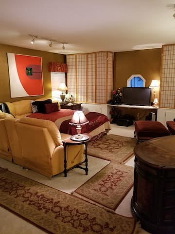 Norcross Haven  $45/night,  separate entrance