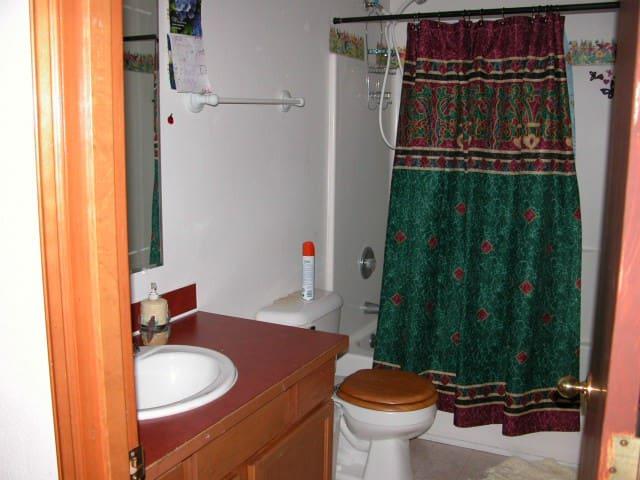 Cozy,home,with room. - Arlington - Casa