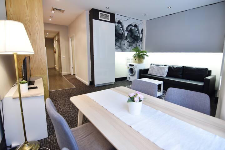 2BR IntraUrban Suites Sydney CBD