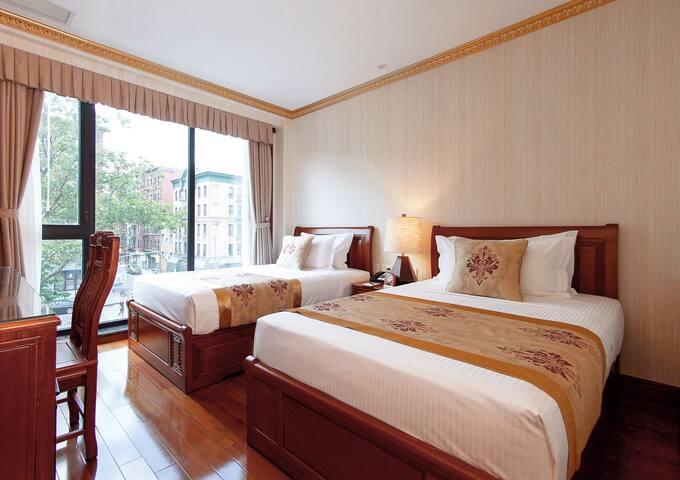 The Allen Hotel, Double Bed Deluxe