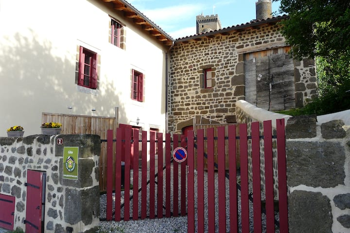 Proche Le Puy en Velay: Logement entier 4/5 pers.