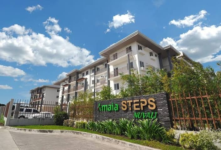 Amaia Steps in Nuvali New UNIT