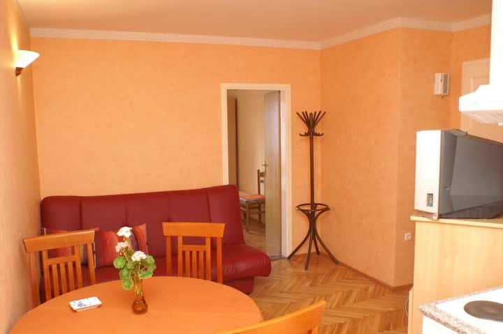 One bedroom apartment near beach Trstenik, Pelješac (A-4511-a)