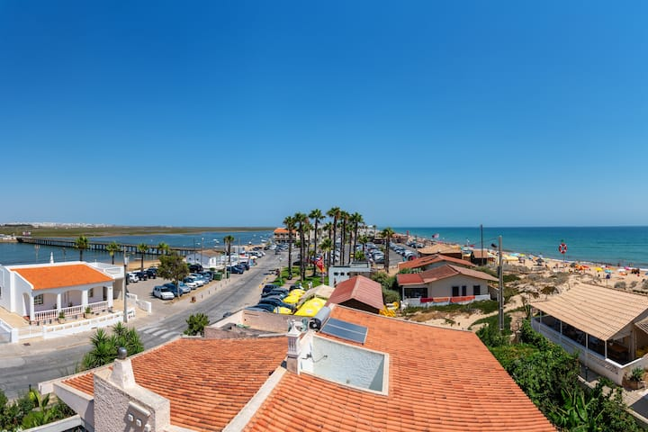 Odisseya Room!! Faro Island, Beach & Nature View!!
