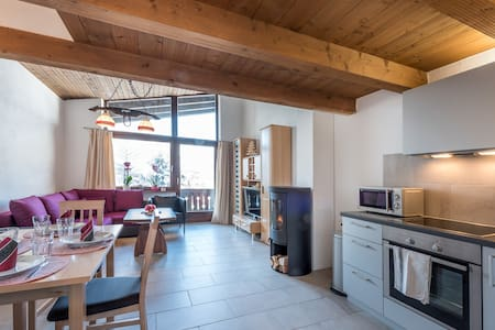 Haus Sonas - Apt with Bedroom & Loft sleeping area - Zell am See - Daire