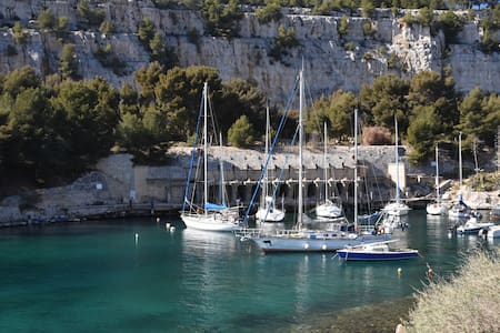 Cassis Lodges « Port Pin »