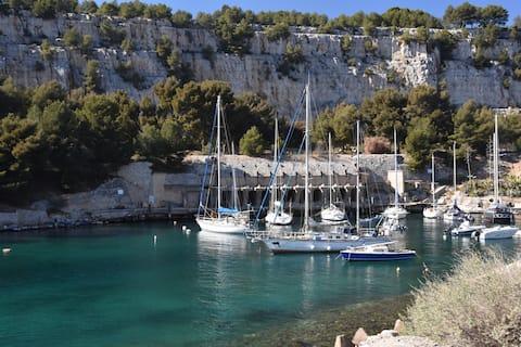 Cassis Lodges «Port Pin»