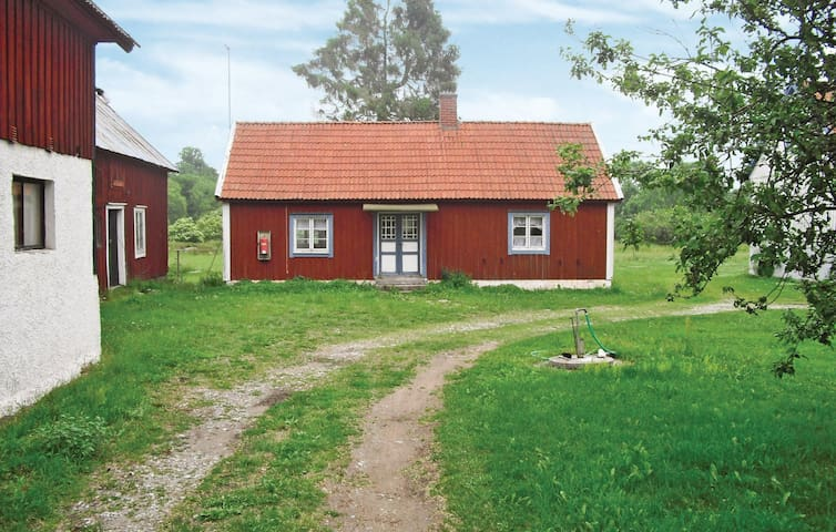 Holiday cottage with 1 bedroom on 50 m² in Färjestaden