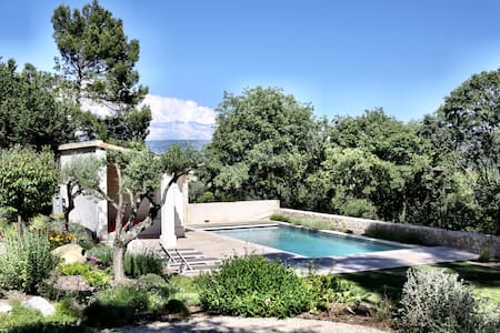 Exceptionally designed villa in heart of Provence