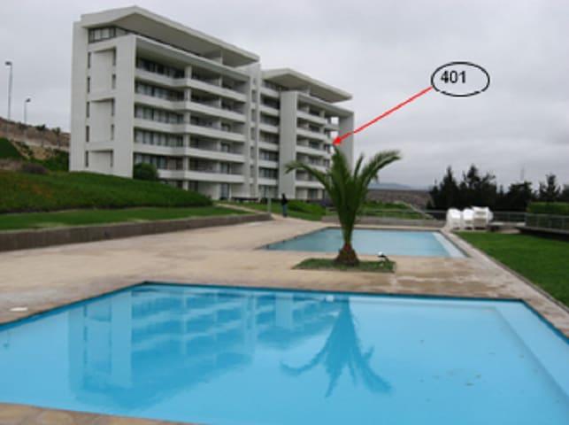 Departamento Puerto Velero 3 Habitaciones - Puerto Velero - Byt