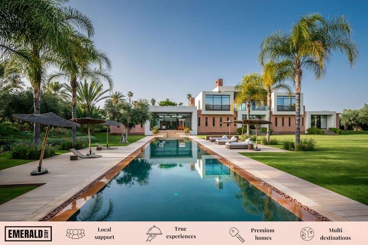 VILLA ZAGORA- Luxury villa with private pool