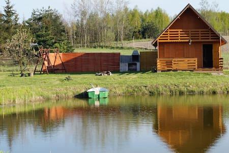 Camping nad stawami - Błotnica