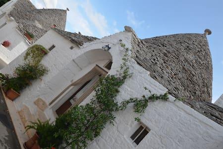 I trulli di Ottavio - Alberobello