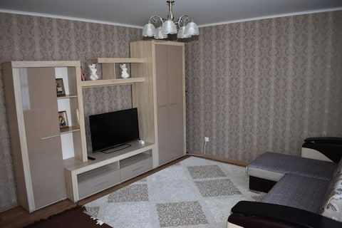 New 2-bedroom apartment 7 mins from the monastery