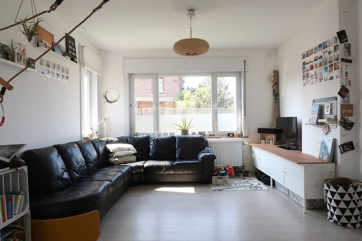 Cosy family home;500m from the woods;5km of Leuven