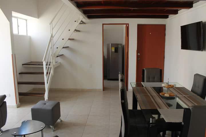 Bucaramanga, Cacique Neomundo Apartamento Completo