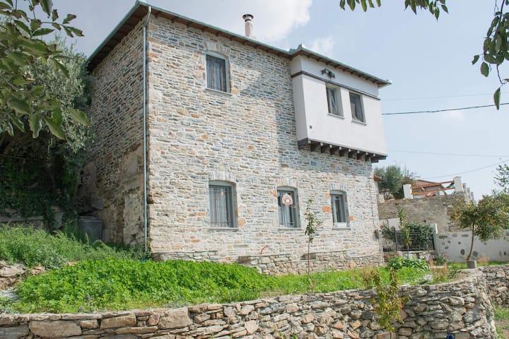 Kyriakos Avlonitis house