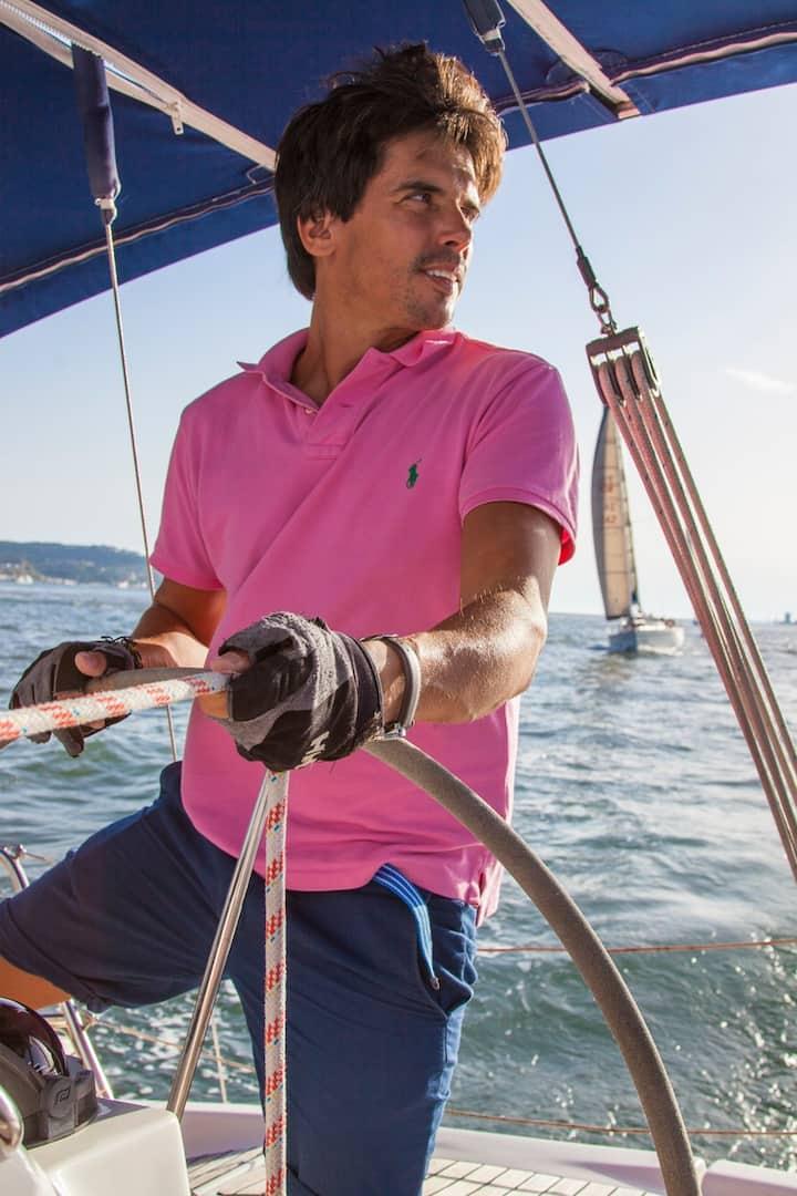 Single-handed sailing