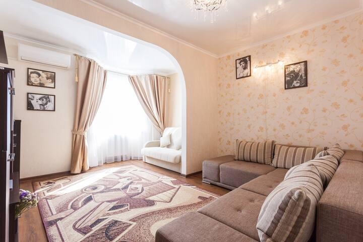 Уютная квартира у моря - Zelenogradsk - Departamento