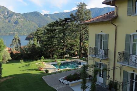 Luxury Family Villa - Lake Como - Lenno - Villa