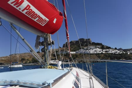 Exclusive 5 hour trips on 50ft sailing yacht - Kolympia