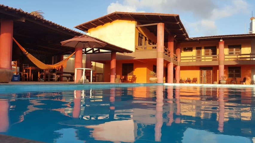 Casa frente mar. Beach house rentals Fortaleza CE