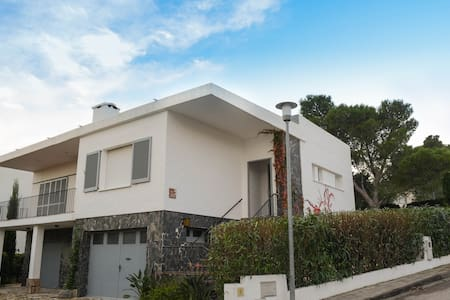 Detached 3BR House 100 meters from the Sea - Llançà